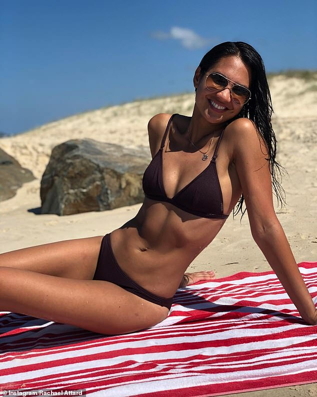 Rachael (pictured) highlighted one study which showed that those who quit sugar for 30 days noticed five to 20 pounds of weight loss