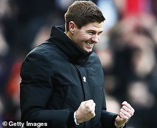 Steven Gerrard's Rangers will be full of confidence after being crowned Scottish champions