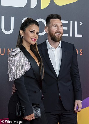 Messi's wife Antonela Roccuzzo would love her husband to be playing in America with Fabregas