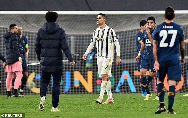 Ronaldo was brought in as a Champions League talisman but could not stop Porto progressing