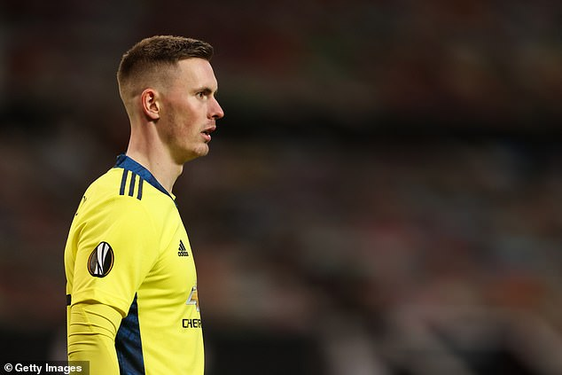 Paul Scholes says Dean Henderson has a 'big opportunity' to become Man United's No 1