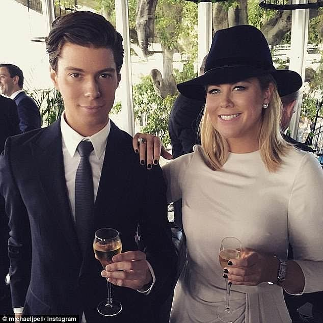 Tell all:Samantha Armytage and Sunrise executive producer Michael Pell were rumoured to have a falling out. On Sunday, the wunderkind, 38, finally addressed the breakdown of his friendship with Sam, 44, in an interview with the TV Blackbox podcast. Both pictured