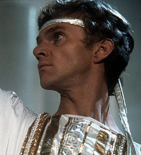 Pictured: Malcolm McDowell asCaligula