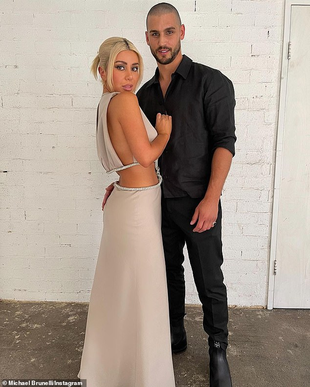 Life changes: Following his stint on Married At First Sight, Michael quit his job as a primary school P.E. teacher and moved to Bondi with girlfriend Martha Kalifatidis