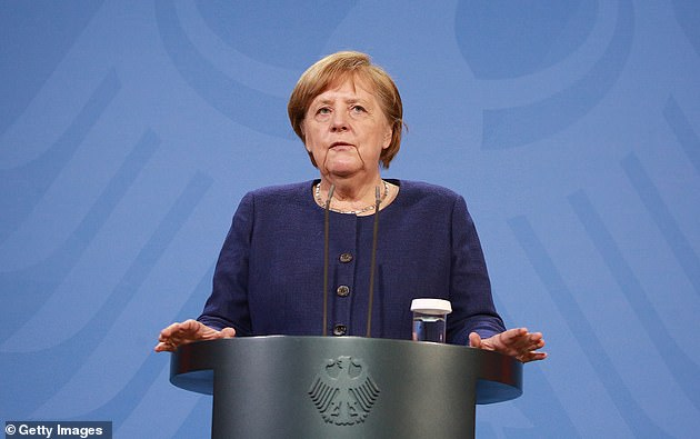 Chancellor Angela Merkel and state leaders agreed on a phased easing of restrictions earlier this month, and gave authorities the power to reimpose restrictions if necessary