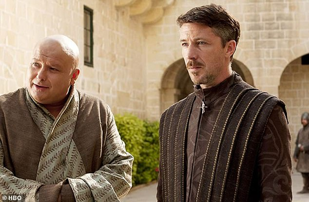 On Game of Thrones, the most famous Master of Coin is Lord Petyr Baelish, aka Littlefinger (right), whose financial wizardry is revealed to rely on massive borrowing
