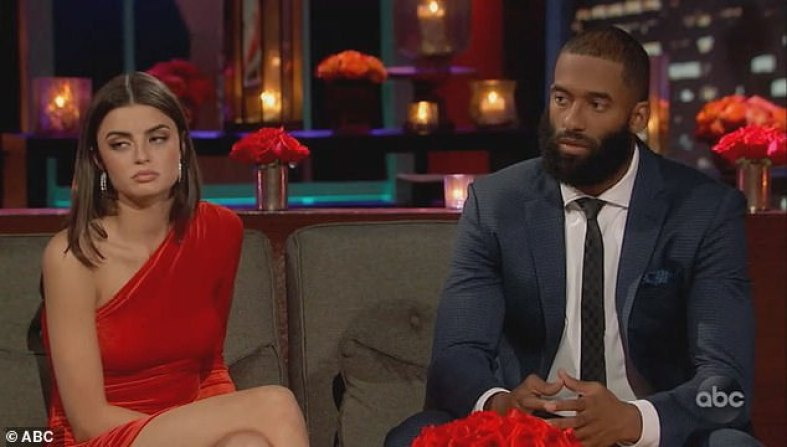 The Bachelor: Matt James gives final rose to Rachael Kirkconnell but later  reveals they broke up     Express Digest