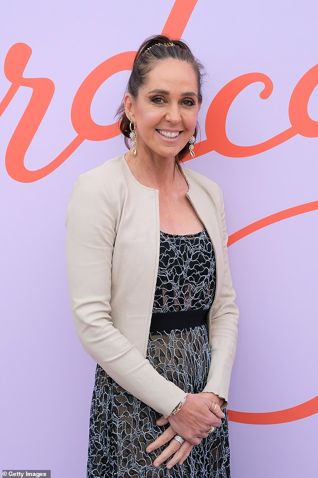 Moves:Janine, who has appeared in Australian Survivor and Shark Tank, told Domain that the family are planning on moving to Sydney's Northern Beaches