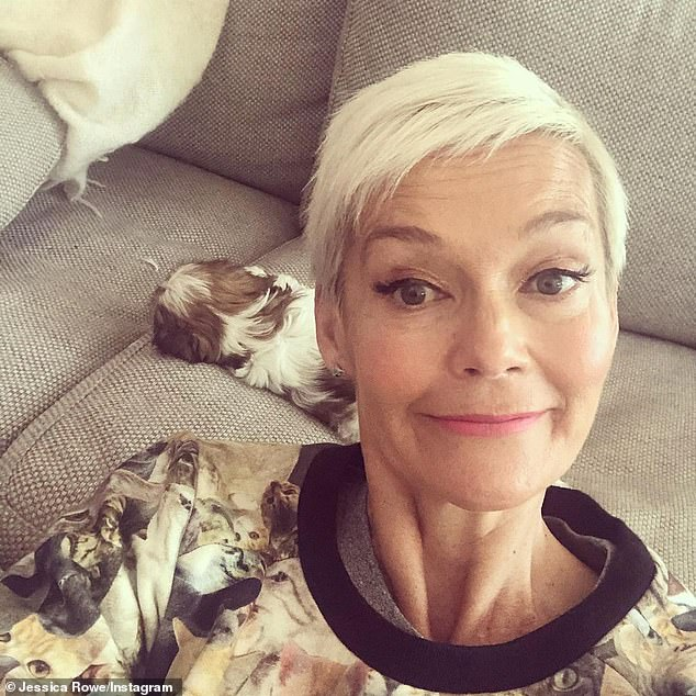 'A lot of my work has gone': Jessica Rowe, 50, has admitted that her professional life has been 'pretty crap' since quitting her dream job at Studio 10 three years ago