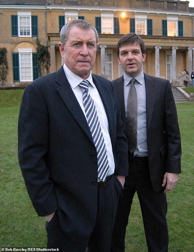 Iconic:Midsomer Murders has been airing since 1997, Neil and Nick joined the show in 2011 after the departure of John Nettles as DCI Tom Barnaby