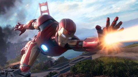What Marvel\'s Avengers has over its rivals, such as the Destiny series, is, well, the Avengers as playable characters