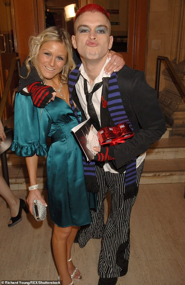Icon: Nikki quickly became one of Big Brother's most beloved former contestants, known for her infamous rants in the diary room (pictured with ex and co-star Pete Bennett in 2006)