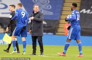 Leicester boss Brendan Rodgers stresses the importance of Foxes sticking to their key players