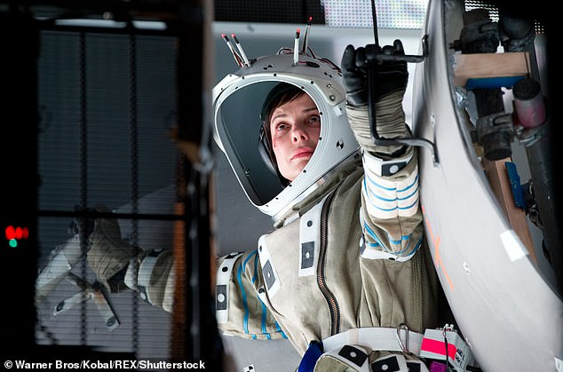 Critical Darling Gravity received a Metascore of 96 and seven Oscar wins, with just 7.7 fan stars