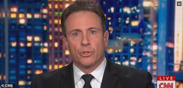 Chris Cuomo is hitting a ratings snag, partially due to not covering his brother's scandals