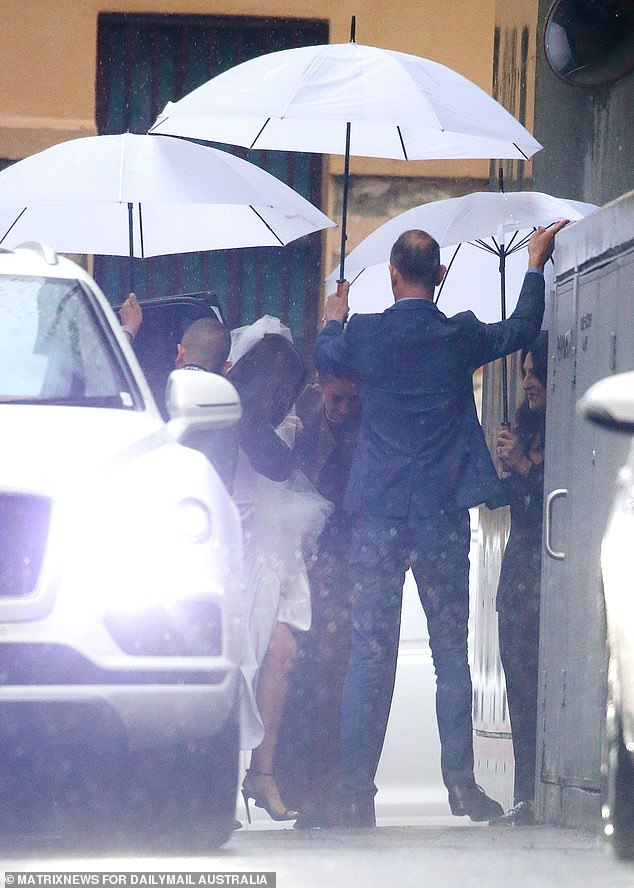 Fate:u00A0A once-in-a-century storm has been battering New South Wales causing torrential rain and flooding