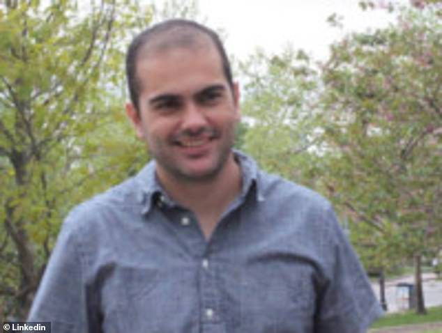 Marco da Silva, a principal roboticist at Boston Dynamic who worked on the Dr. Spot project