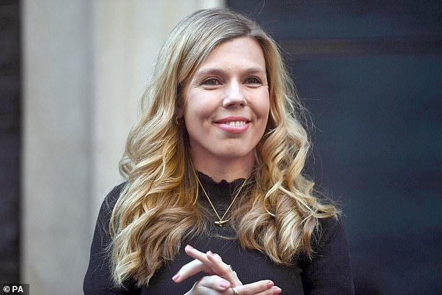I hear bride-to-be Carrie Symonds has enlisted the help of a corporate events organiser for her wedding u2013 suggesting an elaborate affair could be on the cards, writes Charlotte Griffiths