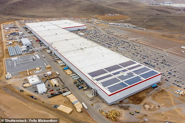 Kriuchkov tried to convince an employee at Tesla's Nevada battery plant to transmit malware