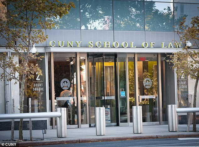 The law school is part of the public university located in Long Island City