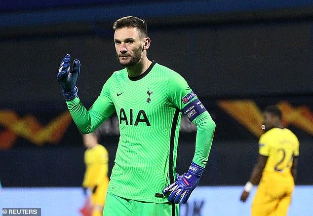 Tottenham captain Hugo Lloris typifies the 'not quite good enough' that sums up Spurs' squad