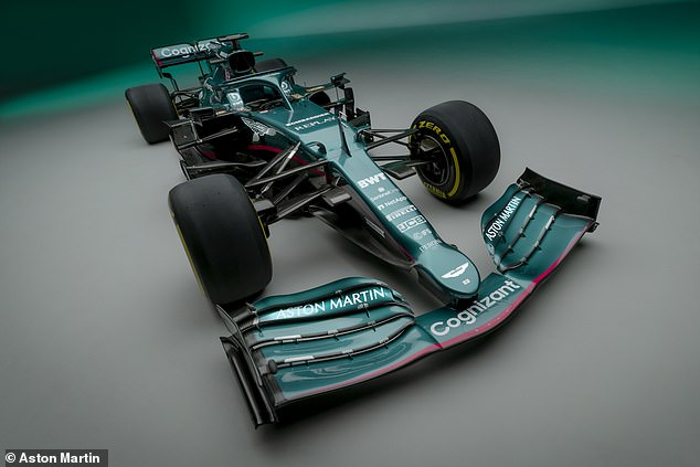 Aston Martin revealed its first F1 machine since 1960 in a star-studded unveiling earlier this month