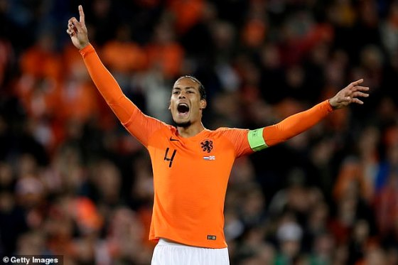 It is reported that the 29-year-old is still appearing for the Netherlands at Euro this summer