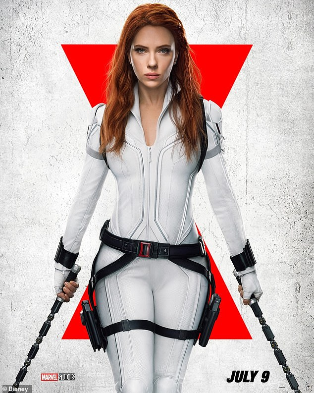 New change: Black Widow, which stars Scarlett Johansson, was initially scheduled to premiere on July 9, but has been pushed back to May 7, according to Variety