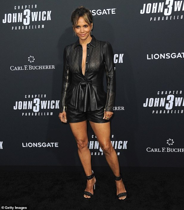 New Role: After partnering with Netflix on her directorial debut Bruised, set to premiere later this year, Halle Berry has joined Our Man From Jersey for the streaming service.