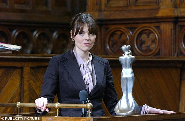 The new Tracy? 'She¿s somebody who will do whatever needs to be done to protect herself. That makes her quite dangerous, so I actually think potentially she could be as bad as Tracy Barlow'