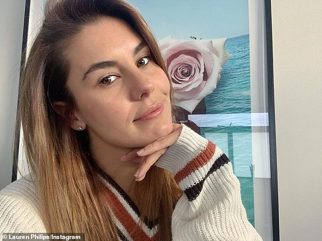 Taking over breakfast: Elsewhere on Thursday, KIIS 101.1 Melbourne finally confirmed what many already knew: Lauren Phillips (pictured) is replacing PJ on the Jase & PJ breakfast show