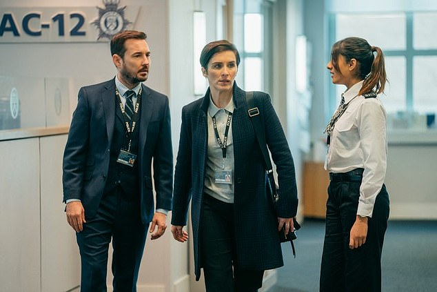 Last season:PC Tatleen Sohota was instrumental in season five's investigation into Operation Pear Tree, which saw undercover cop John Corbett [Stephen Graham] killed while trying to expose the mysterious 'H'