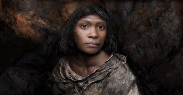 An 800,000-year-old skeleton of an ancestral species of modern humans belonged to a female and not a male as previously assumed, new research has shown.  Artist impression