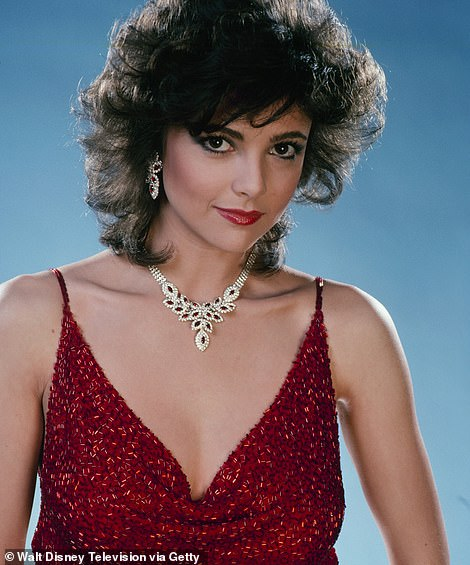 Emma, 59, was one of the biggest television stars of the Eighties, playing fiery heiress Fallon Carrington Colby in Dynasty after making her name in General Hospital