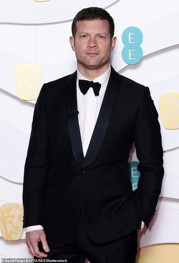 Sincere: Speaking to Dermot O'Leary, pictured in 2020, who hosts ITV's singing competition, on his People podcast, Just People, Niall admitted that he `` struggled '' in the early years