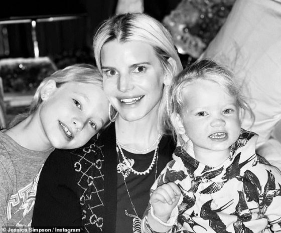 Honesty: Simpson also admitted that her kids read some of her memoirs: `` They read some of it.  There is nothing that is off limits.  We are very open as a family '