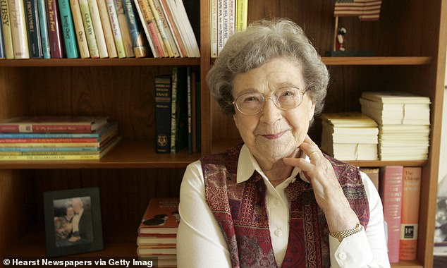 Rest in peace: Beverly Cleary, who was known for writing several beloved children's books, died on Thursday at the age of 104