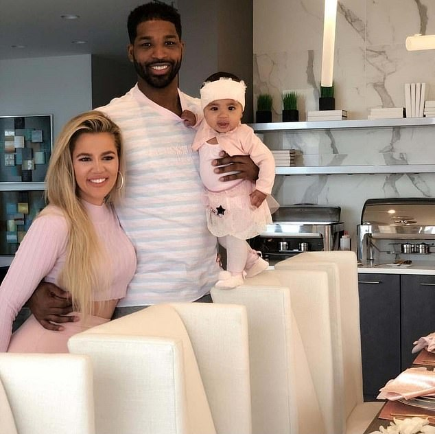 Family: She shares her daughter with her partner Tristan Thompson, who plays for the Boston Celtics