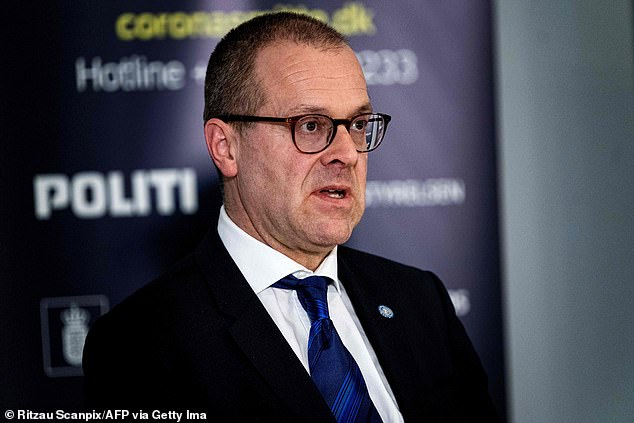 The World Health Organisation previously warned Covid has had a 'catastrophic' impact on cancer treatment, adding a 'crisis is brewing' due to scores of delays. Pictured: WHO'sHans Kluge