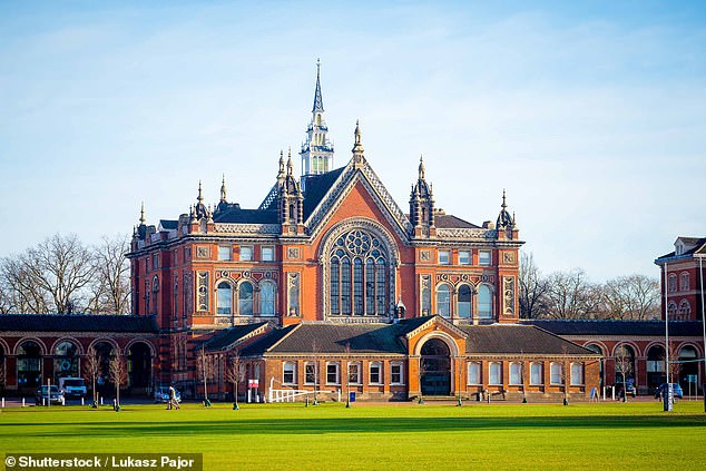 The allegations come as investigations continue at three other London fee-paying schools – Latymer Upper, Highgate and Dulwich College (pictured) – after claims of rape and sexual assault