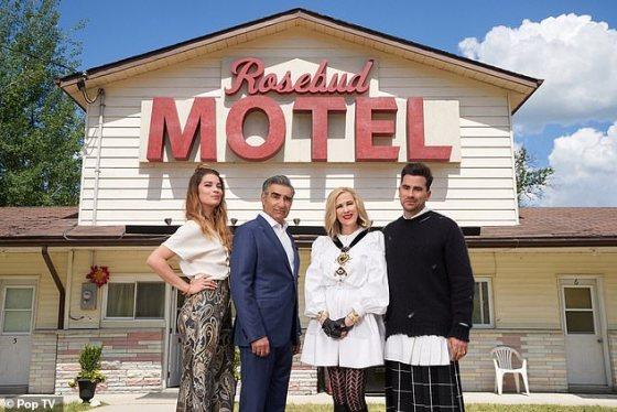 The landmark from the Schitt's Creek sitcom has hit the market for $ 1.6m