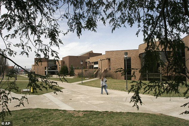 Shawnee State University (pictured) and its lawyer did not immediately respond to requests for comment