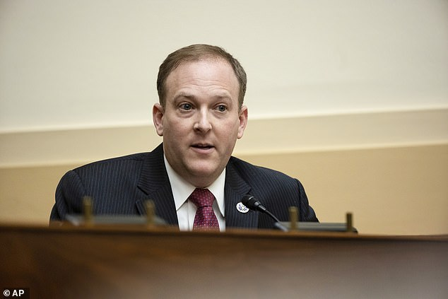 New York Republican Representative Lee Zeldin slammed China for 'covering up to the world the pandemic's origins, while the WHO 'has played along time and again'