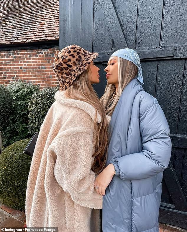 'I asked her to marry me': Demi Sims revealed she approached her now-girlfriend Francesca Farago with a marriage proposal via Instagram DMs