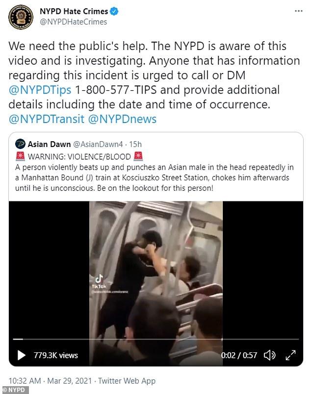 J Train Near Me : train, Crimes, Hunts, Subway, Passenger, Beating, Asian, Daily, Online