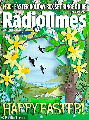 Out now: Read the full interview in the latest issue of Radio Times