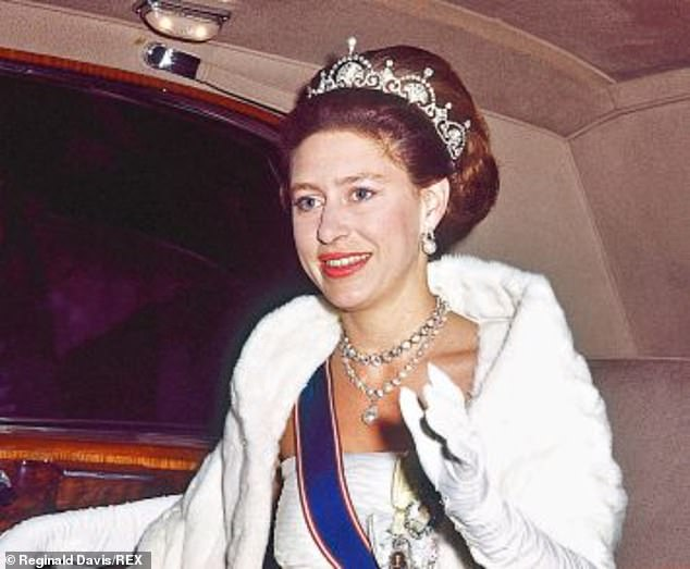 He singled out Princess Margaret, who allegedly sought help from a Harley Street psychologist for depression during her ill marriage to Antony Armstrong Jones in the 1970s.