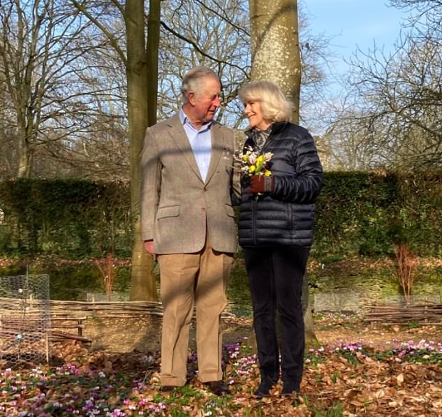 Prince Charles and Camilla, Duchess of Cornwall shared a sweet image from their garden at Highgrove to celebrate the first day of spring last week