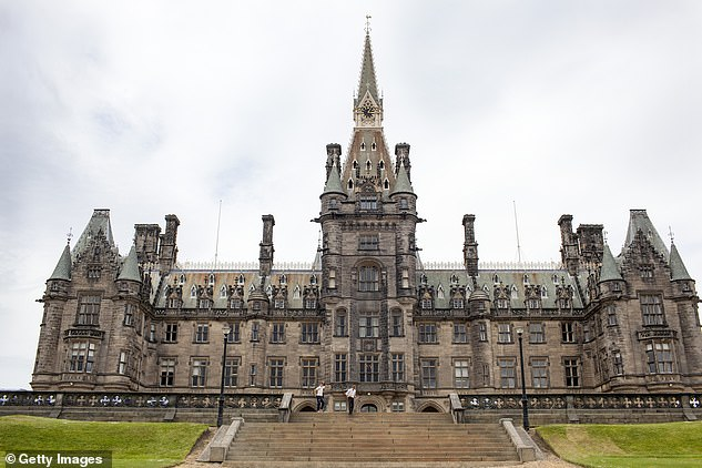 A pupil at Fettes College said she was 'repeatedly' groped in the mosh pit at a party