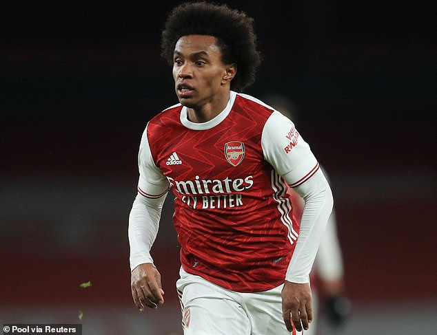 Willian revealed last month he was racially abused on Instagram after a match